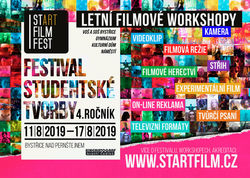 START FILM_FEST_2019_A3_WORKSHOPY