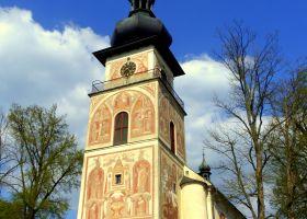 Kostel sv. Kunhuty v Novém Městě na Moravě